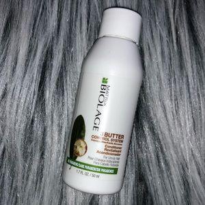 NEW Matrix Biolage Deluxe 3 Butter Control Shampoo